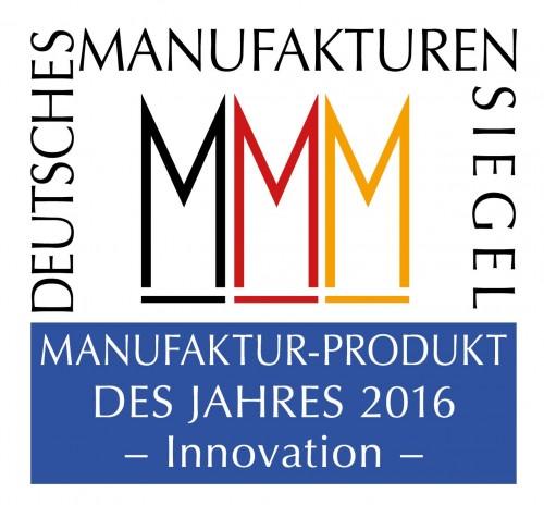 Manufaktur-Produkte des Jahres 2016